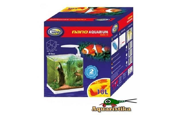 10 liter aquarium nano aquarium liter jardin photo for Aquarium 10 litres